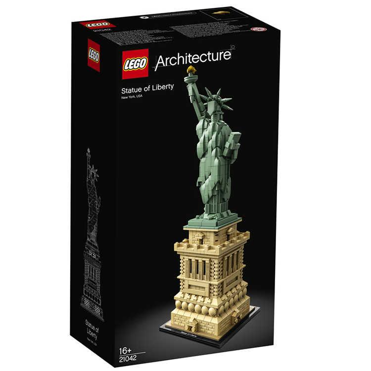 商品包邮 | ARCHITECTURE系列自由女神 21042【G洛杉矶直发】图片