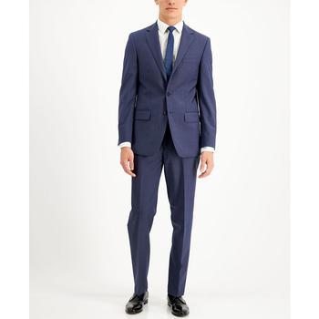 商品包邮|Calvin Klein  男式修身两件套套装 -含羊毛【S北美特拉华直发】图片