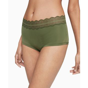 商品Women's Lace Trim Hipster Underwear QD3781图片