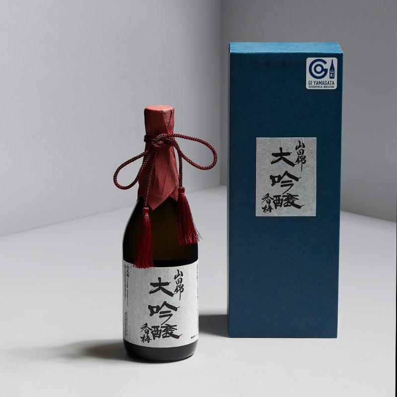 商品【国内直发】米嗅香梅山田锦大吟酿清酒清酒原装进口米酒日式发酵洋酒图片