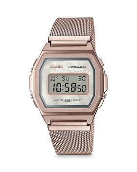 商品Vintage Digital Watch, 35.5mm图片