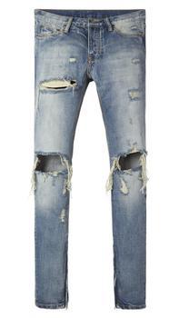 商品M1 Blue 牛仔裤图片
