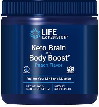 商品Life Extension Keto Brain and Body Boost*, 14.10 oz图片