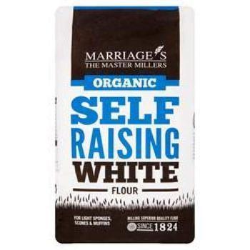 商品W H Marriage Org Self Raising White Flour 1000g图片