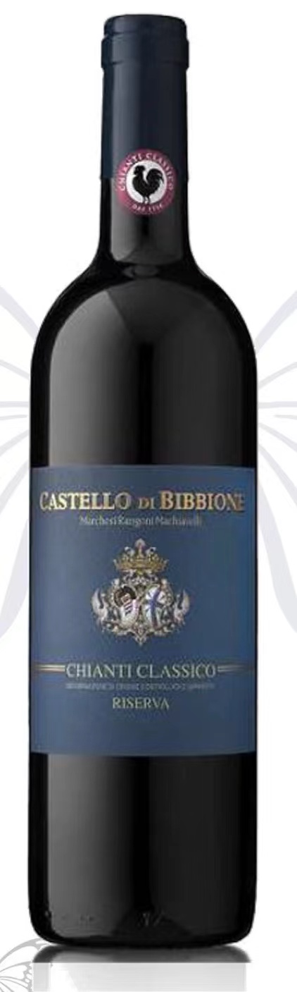 商品【国内直发】Castello di Bibbione 意大利比比昂城堡珍藏红葡萄酒图片