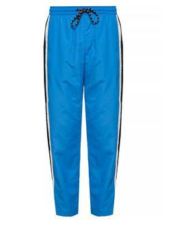 商品巴宝莉男士条纹针织运动裤图片