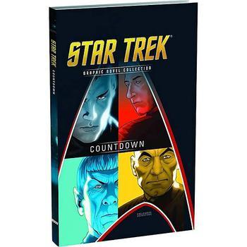 商品Eaglemoss Star Trek Graphic Novels Countdown - Volume 1图片