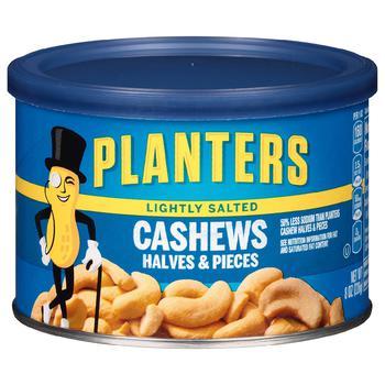 商品Lightly Salted Cashew Halves and Pieces Lightly Salted图片