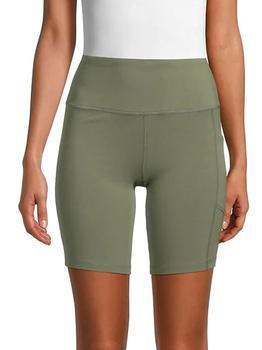 商品High-Waist Bike Shorts图片