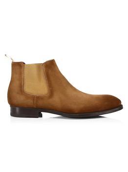 商品COLLECTION Suede Chelsea Boots图片