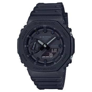 商品G-Shock GA2100-1A1 黑色图片