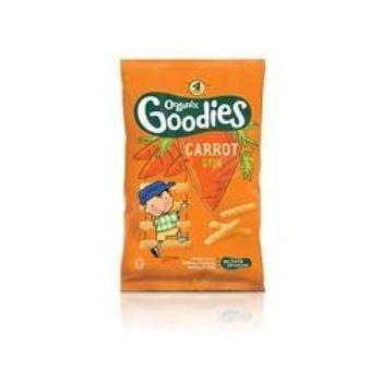 商品Organix Goodies Carrot Stix Multipack 4 x 15g图片