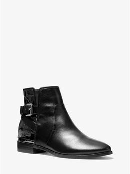商品Salem Leather Ankle Boot图片