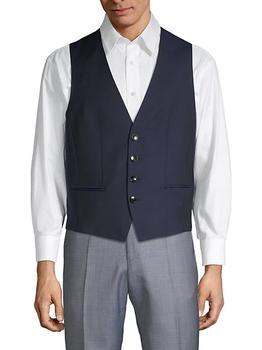 商品Virgin Wool Vest图片