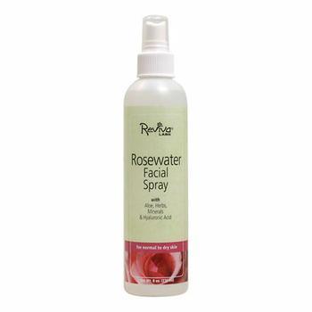商品Reviva Labs Rosewater Facial Spray For Normal To Dry Skin - 8 Oz图片