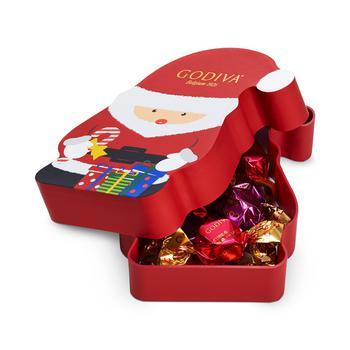 商品G Cube Santa Chocolate Gift Box, 8 Piece Set图片