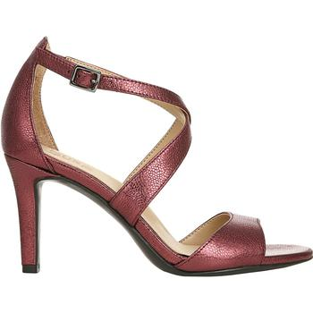商品Kyra Metallic Evening Sandals图片