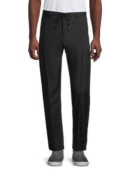 商品Marlen Side-Snap Trousers图片