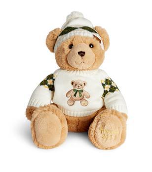 商品Christmas Bear 2021 Angus (32cm)图片