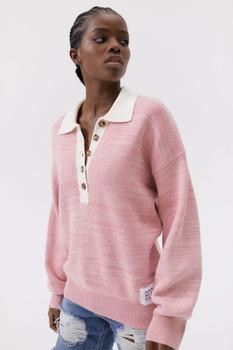 商品BDG Renna Long Sleeve Rugby Sweater图片