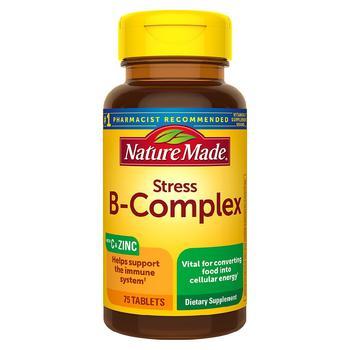 商品复合维生素B族(含维C、锌) 75片图片