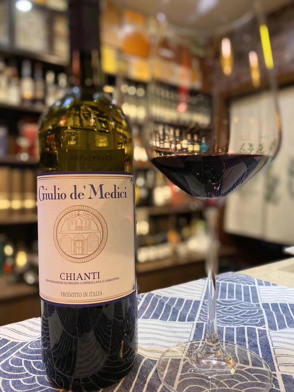 商品【国内直发】Giuilo de' Medici|意大利朱利奥美帝奇干红葡萄酒图片