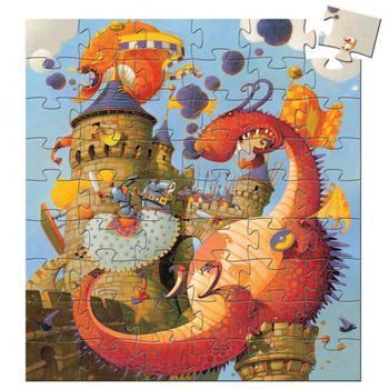 商品Valliant and the dragon puzzle 54 pieces图片