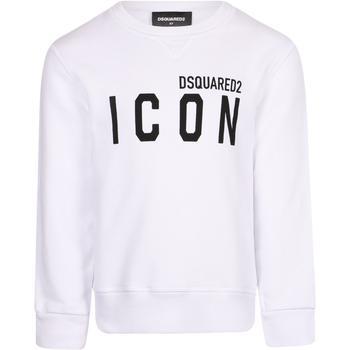 商品DSQUARED2 KIDS - Sweatshirt, White, Boy, 10 yrs图片