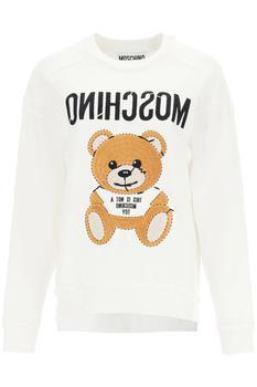 商品TEDDY BEAR EMBROIDERED SWEATSHIRT图片