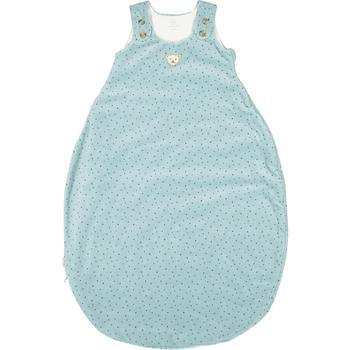 商品Logo bear sleep bag in blue图片