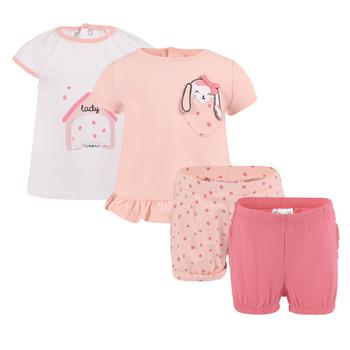 商品MAYORAL - Playsuit, Pink, Girl, 6-9 mth图片