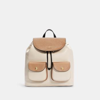 商品COACH Pennie Backpack In Colorblock图片