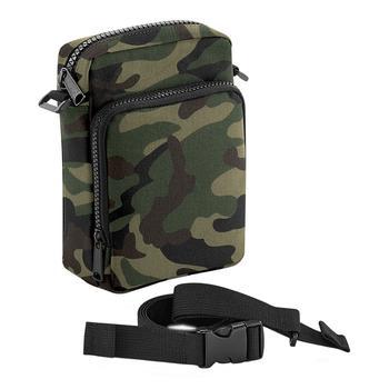 商品Bagbase Modulr Multi Pocket Bag (Jungle Camo) (One Size)图片