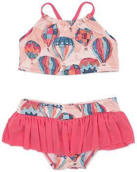 商品Floatimini Hot Air Balloons Crop Bikini Set图片