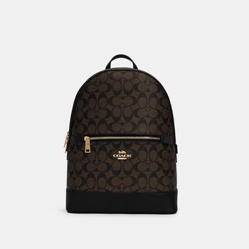 商品COACH Kenley Backpack In Signature Canvas图片