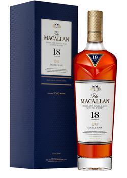 商品18 Year Old Double Cask Single Malt Scotch Whisky 2020图片