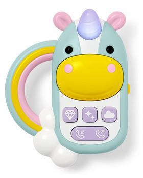 商品独角兽造型儿童玩具电话图片
