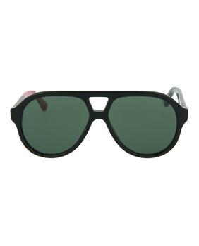 商品Square-Frame Sunglasses图片