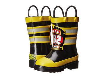 商品F.D.U.S.A. Firechief Rain Boot (Toddler/Little Kid/Big Kid)图片