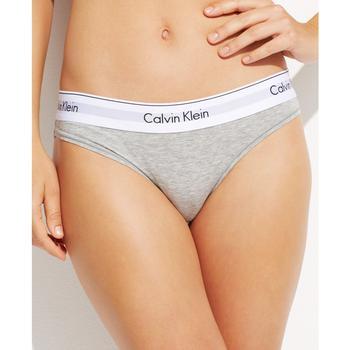 商品Calvin Klein女士纯棉内裤 F3787图片