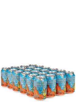 商品Gamma Ray American Pale Ale Beer Case of Cans 24 x 330ml图片