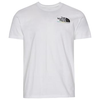 商品The North Face Distorted Back Half Dome T-Shirt - Men's图片