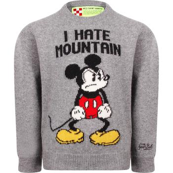 商品MC2 SAINT BARTH KIDS - Sweater, Grey, Girl, 10 yrs图片