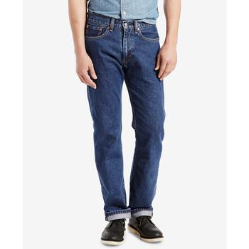商品Men's 505 Regular-Fit Non-Stretch Jeans图片