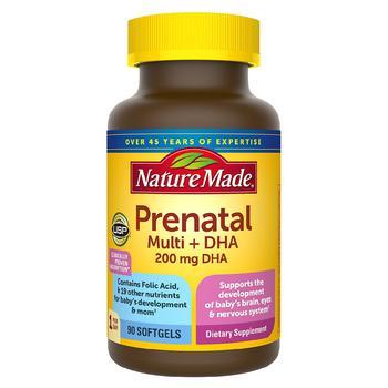 商品Prenatal Multi + DHA Softgels图片