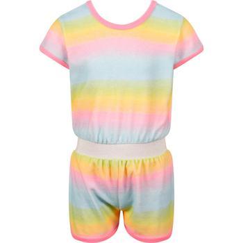 商品BILLIEBLUSH - Playsuit, Multicolour, Girl, 6 yrs图片