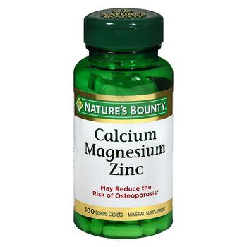 商品Calcium Magnesium Zinc, Tablets图片