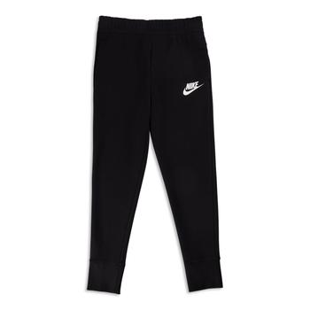 商品Nike Girls Club Hw Fitted Cuffed Pant - Grade School Pants图片
