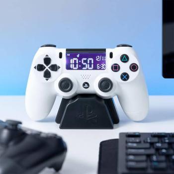 商品Playstation White Controller Alarm Clock图片