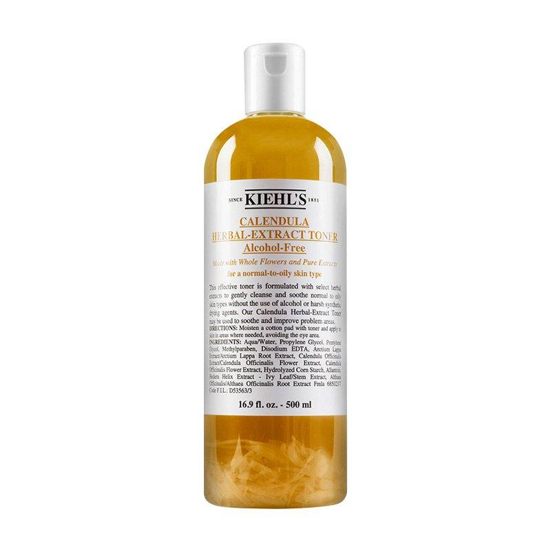 商品Kiehl's 科颜氏 金盏花水 500毫升 金盏花大明星 调理舒缓肌肤图片